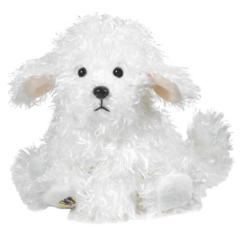 Webkinz Bichon Frise Plush Toy with Sealed Adoption Code -