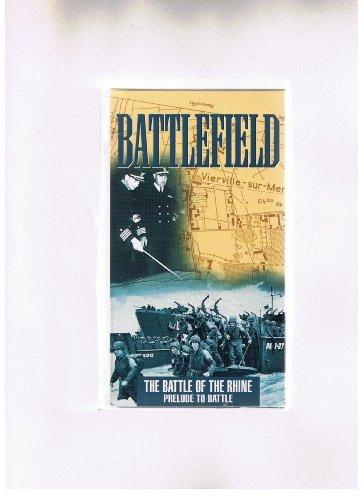 Preisvergleich Produktbild Battlefield - The Battle of the Rhine- Prelude to Battle