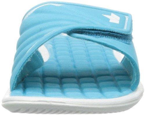 Lico  Malediven, Chaussures de bain femme Turquoise (Tuerkis/Weiss)