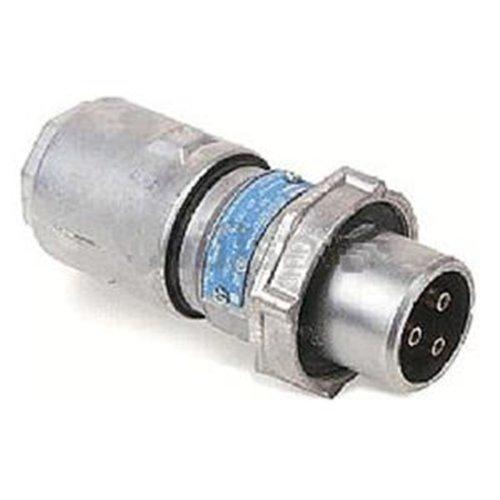 crouse-hinds apj64853-Draht-/4-polige arktite schwere 60Amp Circuit Breaking Stecker mit Kabel Griff und Neopren Buchse
