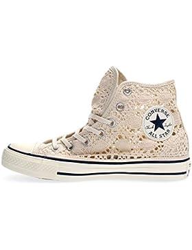 Converse Damen 552998c Chuck Taylor Hi Crochet
