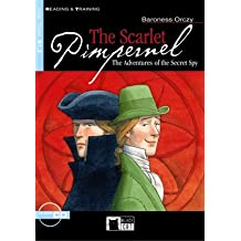 The Scarlet Pimpernel - Buch mit Audio-CD