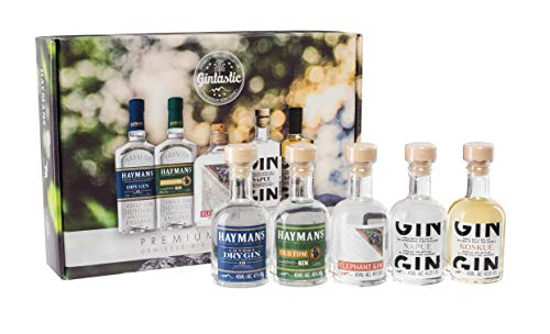 Gin Tasting Box 5 x 40 ml