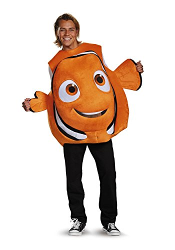 Disney's Finding Dory Nemo Adult Fish Costume One Size (Erwachsene Kostüm Nemo)