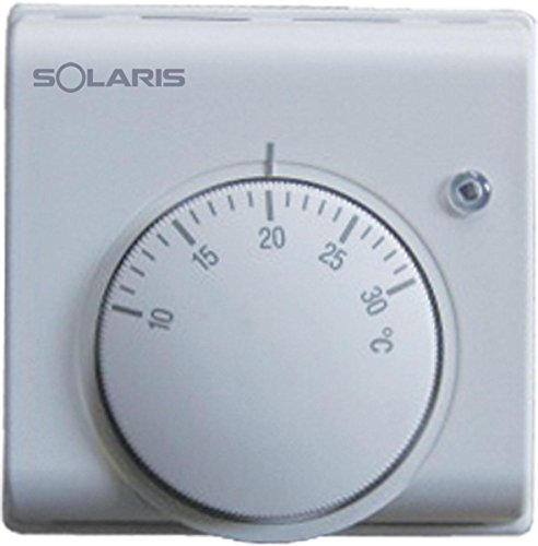 SOLARIS S.R.L. UEN105700 - TER 1 - TERM.AMB.+10C/+30C.INT ON/OFF, SPIA