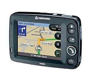 Navman N40i Portable Car Navigation System With UK Mapping