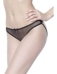 Coquette Lace Up femme String 9329
