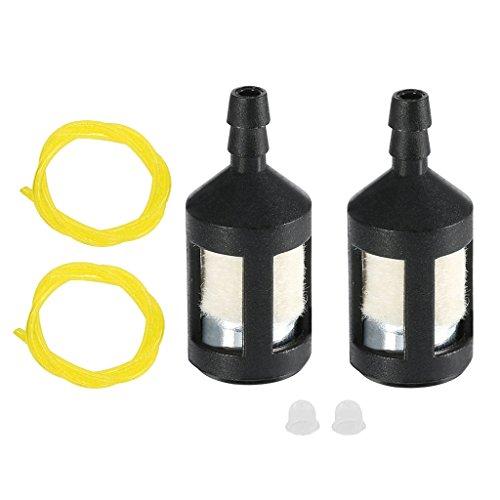 Sharplace Kraftstoffleitungen Kraftstoff Luftfilter für Homelite ST155 ST175 Vergaser