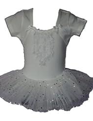 Cinda Chicas Vestido Tutú de Ballet