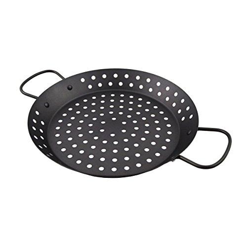 41C6McOBZ3L - Jamie Oliver BBQ Grillrost Lochpfanne