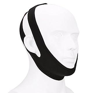 Elastische Anti-Schnarch-Bandage Schlaf-Beihilfe für eine ruhige Nacht und erholsamen Schlaf, Schnarchstopper von IMAGE