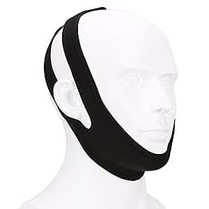 Elastische Anti-Schnarch-Bandage Schlaf-Beihilfe für eine