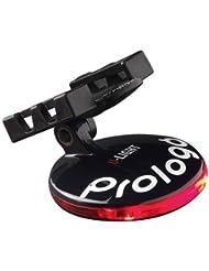 Prologo U-Light Seat Safety Light: Black by Prologo