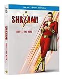 Shazam! Blu-Ray [2019]