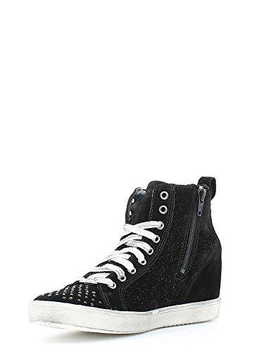 KEYS 8056 Sneakers Donna Nero