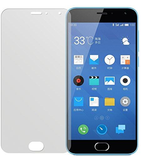 dipos I 6X Schutzfolie matt passend für Meizu M2 Note Folie Bildschirmschutzfolie