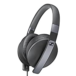 Sennheiser HD 4.20s� Around-Ear Headphones (Black)