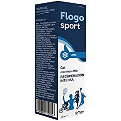 Flogosport Artic Gel recuperador deportivo efecto frío