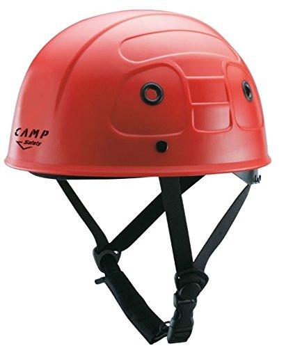 elmetto casco protettivo Camp 'safety star' art.211 rossi