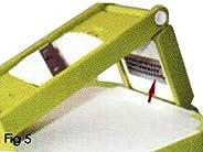 Cutting Board and Mandolin Slicer Set