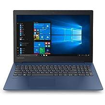 Lenovo Ideapad 330 AMD E2 15.6-inch Laptop (4GB/500GB HDD/Windows 10 Home/Mid Night Blue/2.2kg), 81D600C3IN