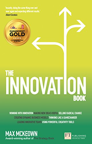 The Innovation Book:How to Manage Ideas and Execution for Outstanding Results
