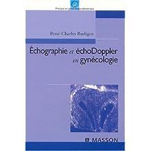 Echographie et doppler en gynécologie