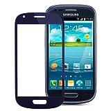 Ersatzglas Frontglas Austausch Touch LCD Front Glass Panel Scheibe für Samsung Galaxy S3 Siii Mini Display Glas Blau