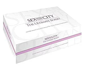 Sex And The City: Seasons 1-6 (Limited Edition Ultimate Box Set) [DVD]