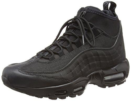 Nike Air Max 95 Sneakerboot, chaussure de course homme Noir (Noir / Noir)