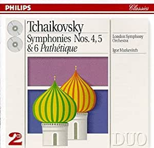 Symphony 4-6 [Import anglais]