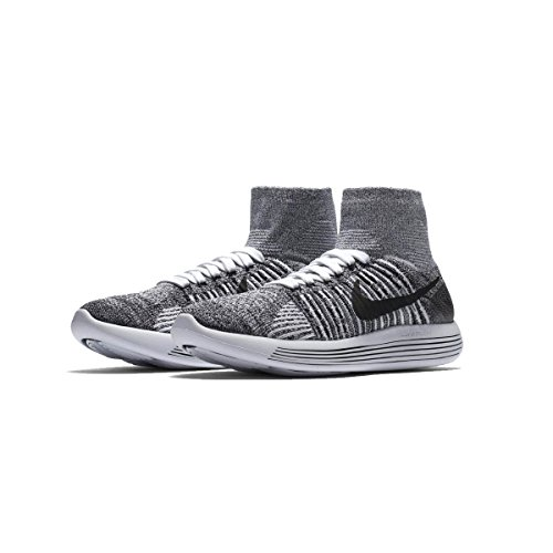 Nike Wmns Lunarepic Flyknit, Chaussures de Running Entrainement Femme white