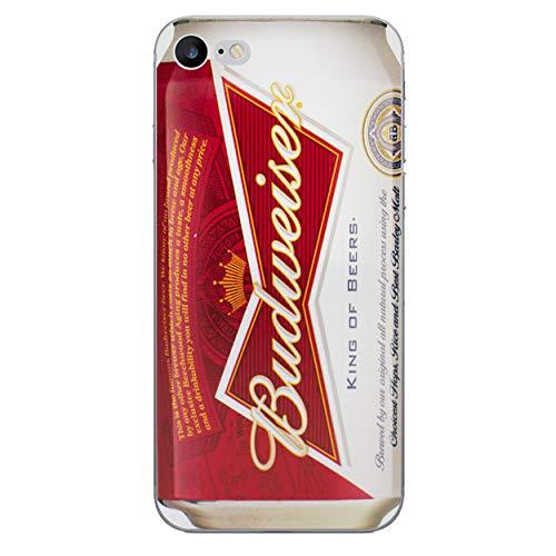 iPhone 7 Bier Silikonhülle / Gel Hülle für Apple iPhone 7 (4.7