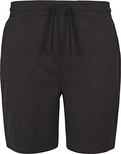 Sofasurfer® Terry Shorts Herren Shorts Kurze Hose, Größe:XXL, Farbe:Charcoal (Heather) - Ecko Jungen Shorts