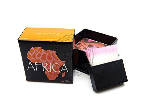 Multi Blush Compact (W7 AFRICA Multi Bronzing Face Powder by W7)