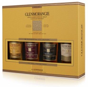 Glenmorangie Taster Pack 4x10cl
