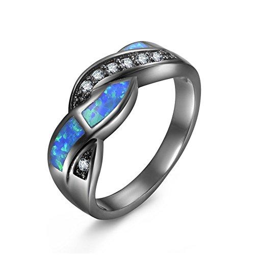 lixinsunbu-opal-blue-cz-cross-band-rings-black-gold-plated-womens-wedding-gift