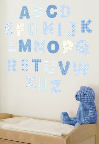 alphabet-wall-stickers-upper-and-lower-case-blue-collection