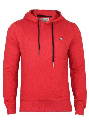 Jack & Jones Sweatshirt Full Sweat Barbados Cherry