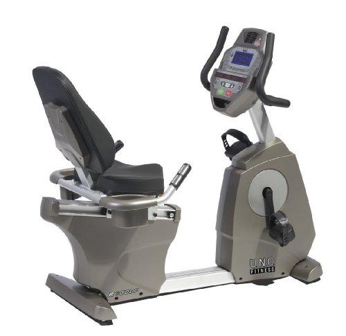 UNO Fitness RC 6000 Pro Liegeergometer - Modell 2013 - Recumbent