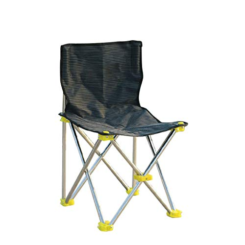 Klappstühle Faltender Fischen-Stuhl, im Freien, kampierend, Strand, Küste, Edelstahl, tragendes 200Kg