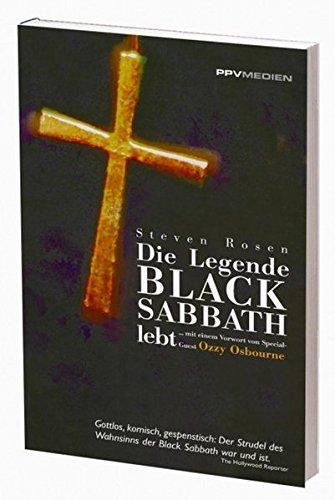 Die Legende Black Sabbath: Buch (Ozzy Osbourne-buch)