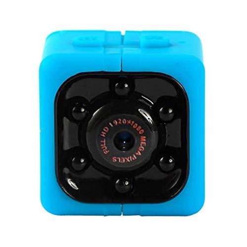 GreatFunMini versteckte Kamera, 1920 X 1081 P Ultra Clear Video Home Security Kindermädchen Kamera, Bewegungserkennung Super Nachtsicht tragbare kleine drahtlose Überwachungskamera -