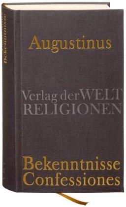 Buchseite und Rezensionen zu 'Bekenntnisse - Confessiones' von Augustinus