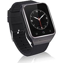 3G Smartwatch Reloj Inteligente ZGPAX S8Android con MTK6572Dual Core 2.0MP cámara WCDMA GSM GPS apoyo Relogio Android