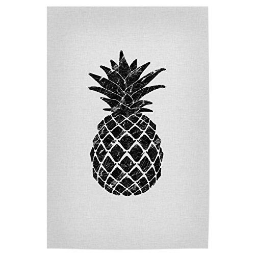artboxONE Poster 45x30 cm Abstrakt 'Marble Pineapple' hochwertiger Design Kunstdruck - Bild Abstrakt...