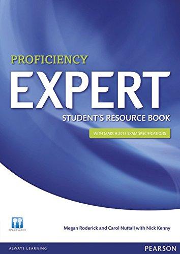Expert Proficiency Student's Resource Book