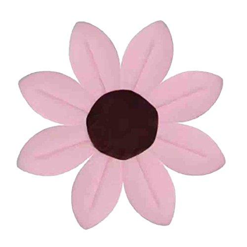 Clode® Blooming Bath Fleur Baignoire bébé Soutien fleur anniversaire Cute Adorable présent (Bleu) Rose