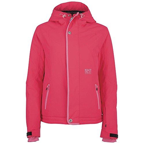 Chiemsee donna olympe snow jacket, donna, olympe, rosa brillante, m