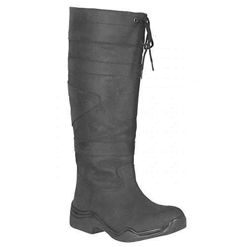 Toggi Canyon Bottes en cuir Chocolat Marron Chocolat Size 39 - noir